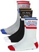 DGK By Any Means Socks 3 Pack