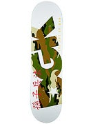 DGK Art Of War Deck  8.1 x 32
