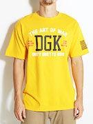 DGK Art Of War T-Shirt