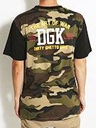 DGK Art Of War Custom S/S T-Shirt