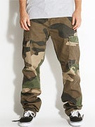 DGK Big Woods Cargo Pants  Big Woods Camo