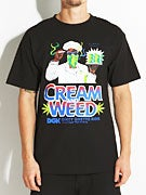 DGK Cream and Weed T-Shirt