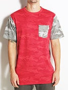 DGK Covert Custom Pocket S/S Shirt