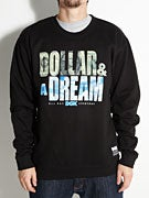 DGK Dollar & A Dream Crew Fleece