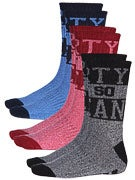 DGK Dirty Socks 3 Pack