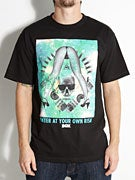 DGK Enter At Own Risk T-Shirt