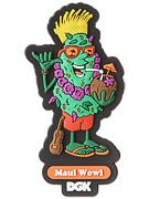 DGK Flava Magnet Maui Wowi  Orange