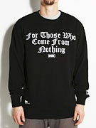 DGK From Nothing Crew Fleece