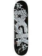 DGK Guardian Angels Black Deck  8.25 x 32