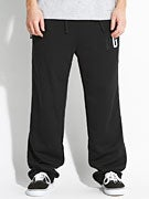 DGK G Fleece Pants Black