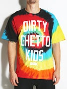 DGK Good Times Tie Dye T-Shirt