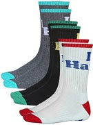 DGK Haters 10 Crew Socks 3 Pack