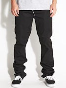 DGK Heritage Twill Pants  Black