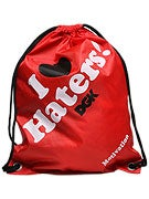 DGK Haters Cinch Bag Red