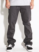 DGK Heritage Twill Pants  Charcoal