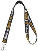 DGK Haters Lanyard  Black/Gold