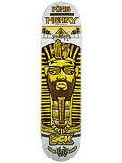 DGK King Henry White Deck  8.06 x 32