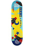 DGK Rivas Vices Deck  8.06 x 32