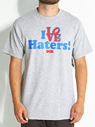 DGK Love Haters T-Shirt