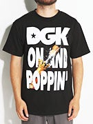 DGK On And Poppin' T-Shirt