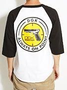 DGK Perfection 3/4 Sleeve Raglan Shirt