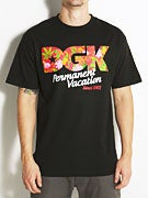 DGK Permanent Vacation T-Shirt