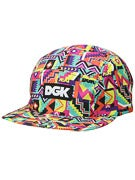 DGK Summer In The City 5 Panel Hat