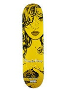 DGK x Sean Cliver Girls Henry Deck  8.06 x 32