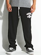 DGK Support Fleece Pants Black