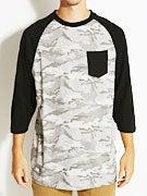 DGK Stealth 3/4 Sleeve Raglan Shirt