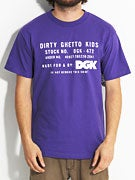 DGK Standard Issue T-Shirt