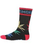 DGK Stay Smokin' Crew Socks Black/Multi