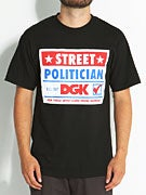 DGK Street Politician T-Shirt
