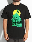 DGK Support The Struggle T-Shirt