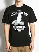 DGK Survival Of The Fittest T-Shirt