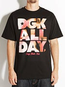 DGK Twice As Nice T-Shirt