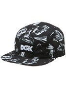 DGK Vices 5 Panel Hat