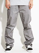 DGK Working Man 3 Chino Pants  Light Grey