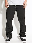 DGK Working Man 4 Chino Pants  Black
