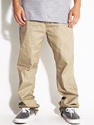 DGK Working Man 4 Chino Pants  Khaki