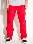 DGK Working Man 4 Chino Pants  Red