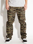 DGK Working Man 4 Chino Pants  Tiger Camo