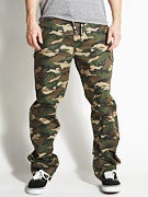 DGK Working Man 4 Chino Pants  Woodland Camo