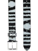 DGK Wildlife Zebra PU Belt