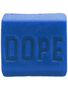 Dope Skateboard Wax Blue