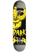 Darkstar Asylum Yellow Complete  7.9 x 31.8