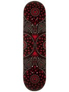 Darkstar Bandana Red Deck  8.0 x 31.6