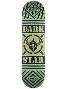 Darkstar Blunt Matte Army Deck  8.25 x 31.7