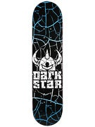 Darkstar Crack Blue Deck  7.75 x 31.2