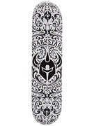 Darkstar Convolute Black/White Deck 7.9 x 31.4